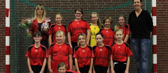 Pedicure Praktijk Helena nieuwe sponsor HV Holten E1